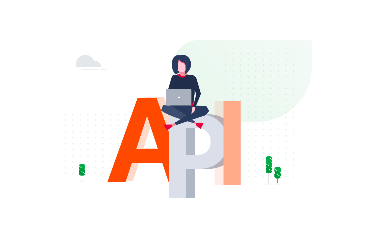 Provides developer friendly api's to view reports