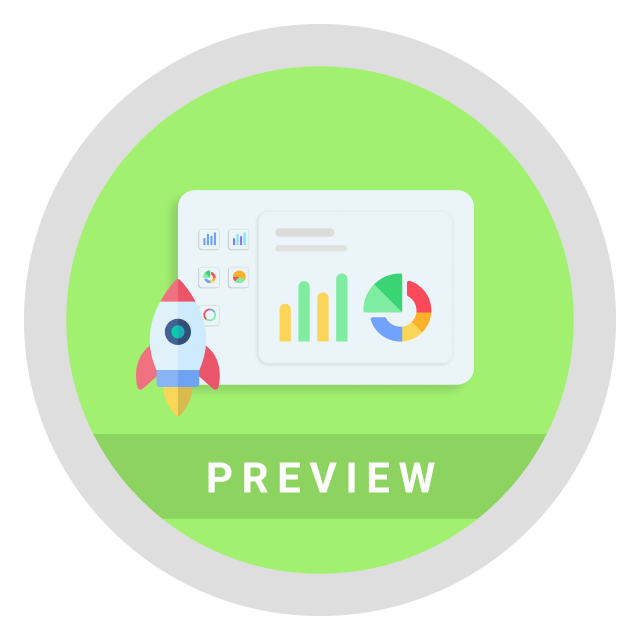 First Report Designer preview introduced in Essential Studio Reporting Edition