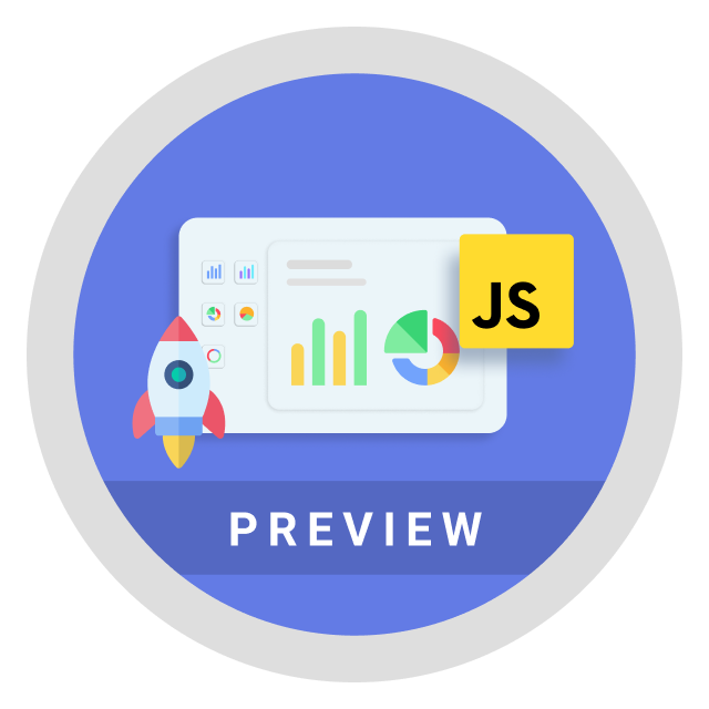 Report Designer preview introduced for JavaScript
