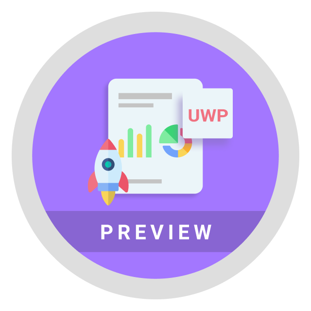 Report Viewer preview introduced for UWP