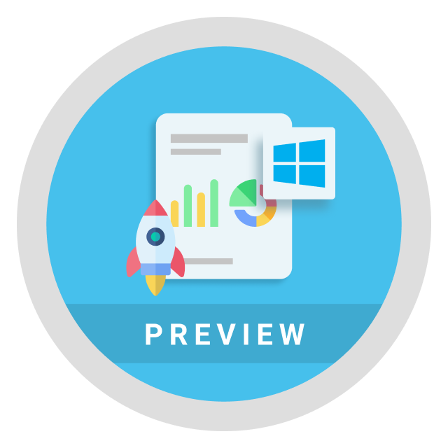 WinRT Report Viewer preview introduced