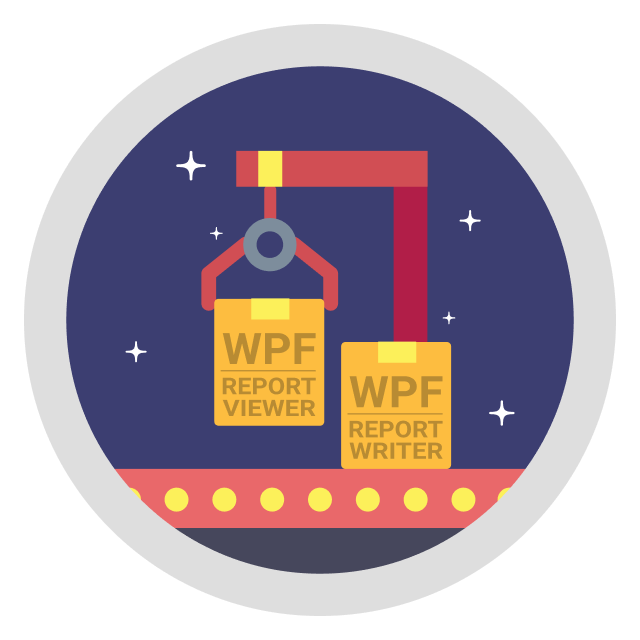 WPF Report Viewer promoted to production-ready status. WPF Report Writer preview released